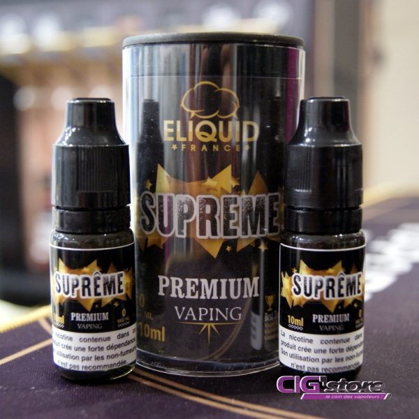 Supreme - Eliquid France 20ml