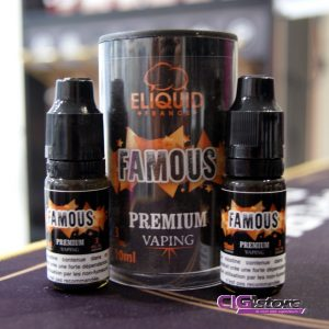 Famous- Eliquid France 2 x 10ml