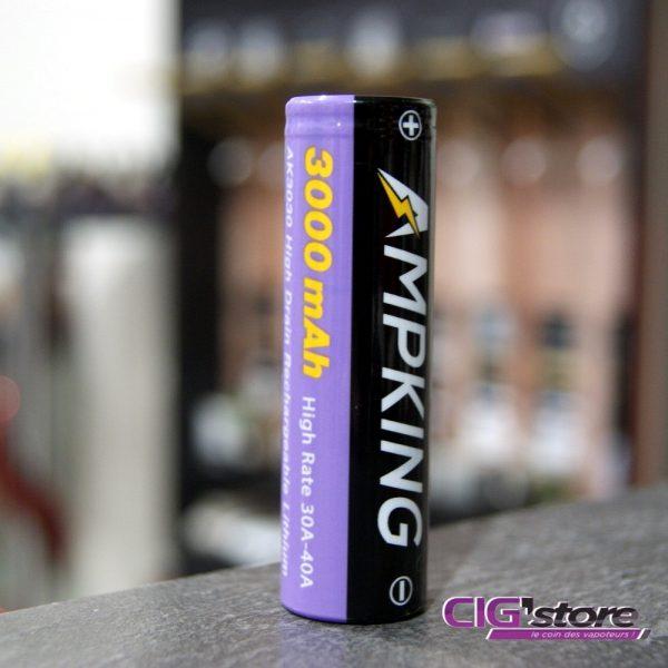 Batterie Ampking 21700 - 3000mah (35A)