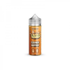 Cookie Butter 120ML - Loaded